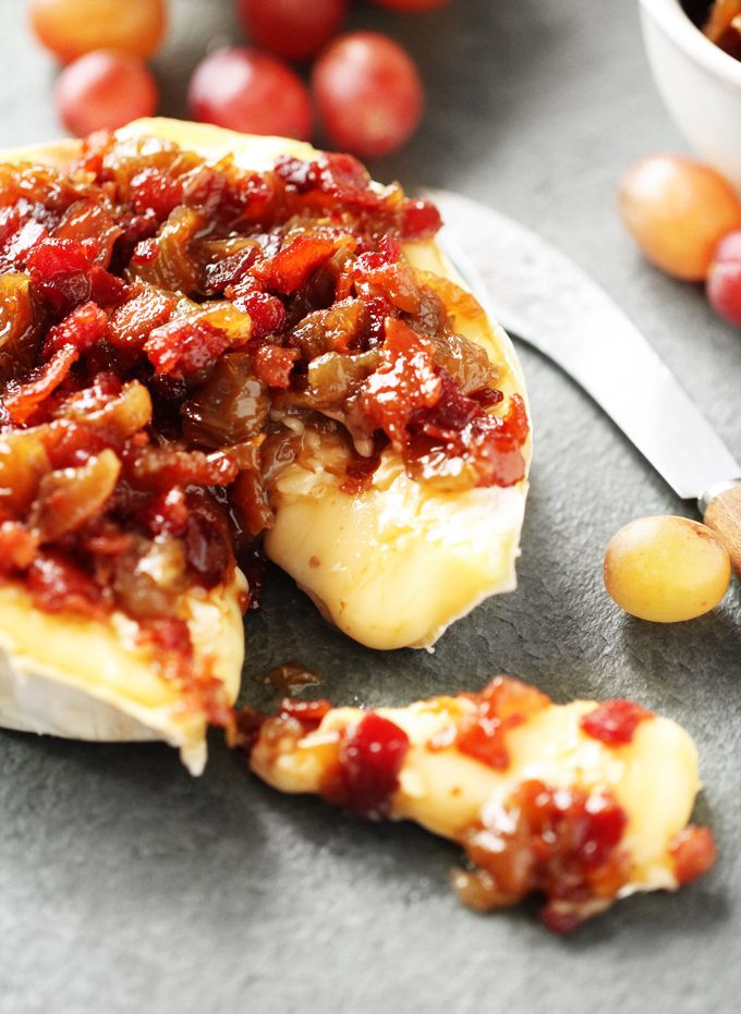 Baked brie, Chutney and Brie on Pinterest