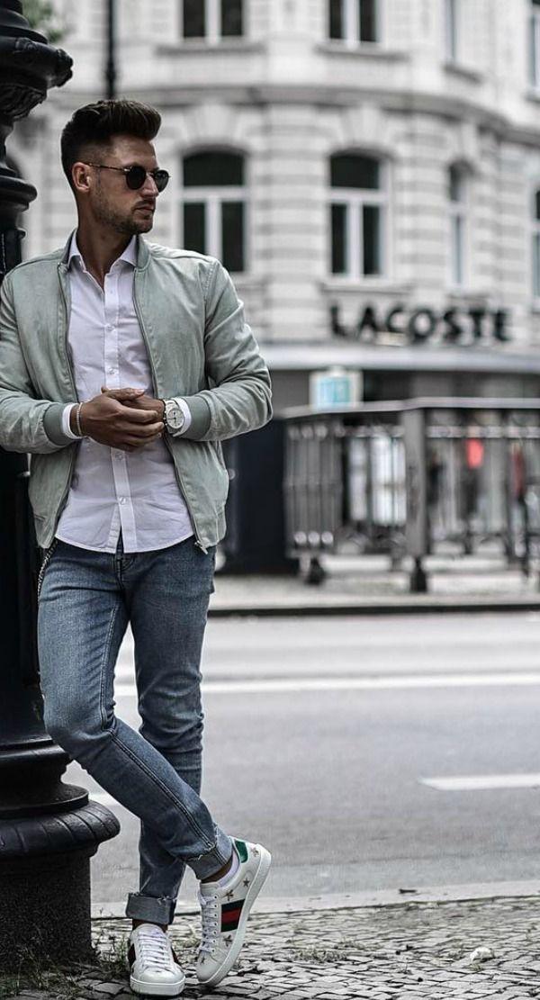 Modern fashion trneds in mens fashion