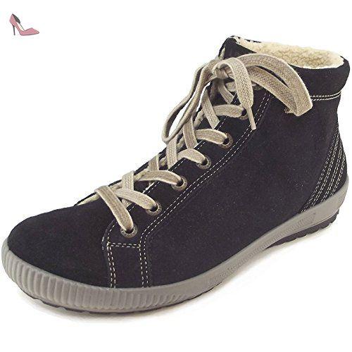 Legero Milano, Cordes Chaussures Femme - Gris - Grau (Lavagna 98), 41.5