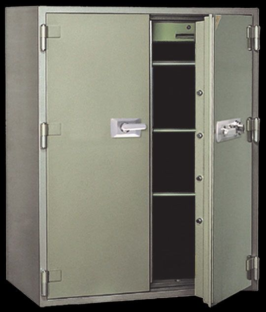 2 Hour Fire Rated Large Office Safe BS-1750C 20 Cubic Ft.
