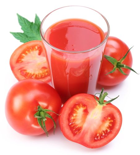 Exercise Recovery: How Sipping Tomato Juice Helps