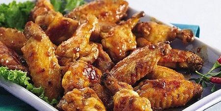 Kuracie mäso v medovo-horčičnej omáčke