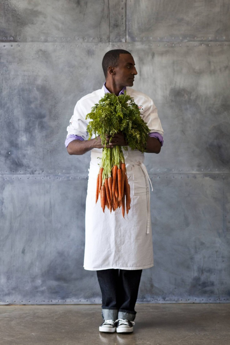 Get fresh ideas from Chef Marcus Samuelsson! #macys #culinarycouncil #topchef