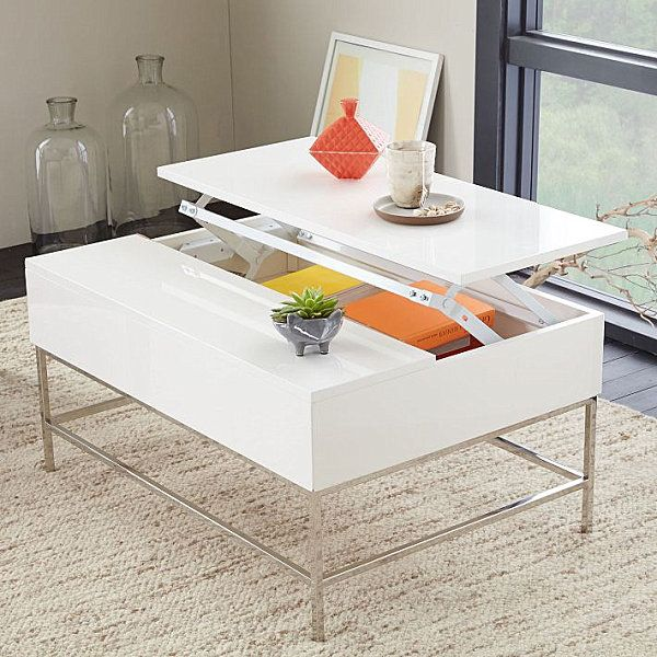 54 best Coffee table with storage images on Pinterest Coffe
