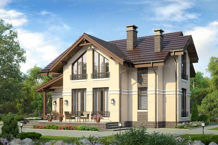 Двухэтажный дом 58-55a image 1