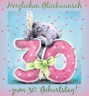 Herzlichen Gluckwunsch Zum 30 Geburtstag Dno Tani 2019