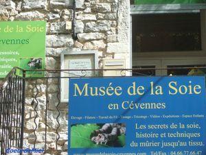 Musée de la Soie - St Hippolyte du Fort - Gard
