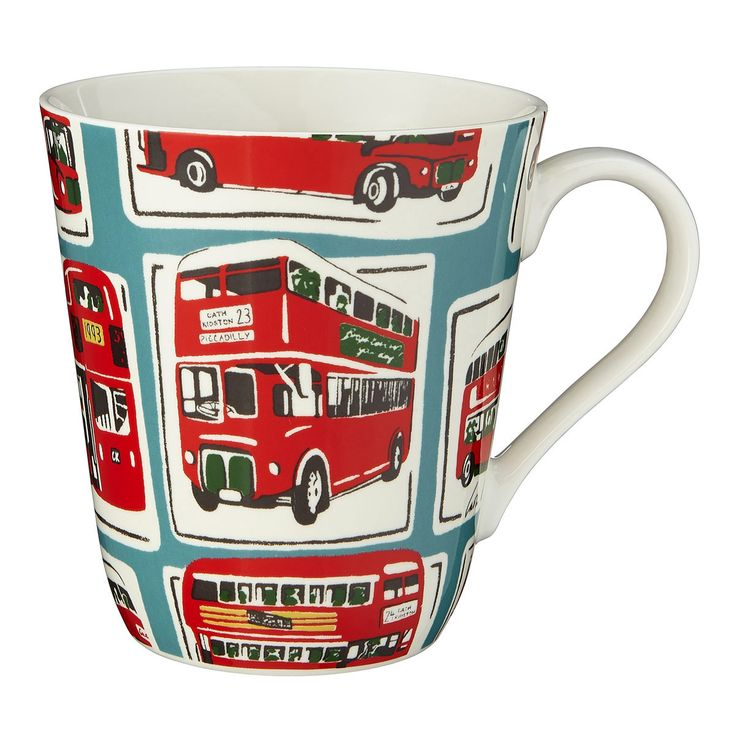 London Buses Stanley Mug | Cooking and Dining | CathKidston