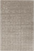 Adding a twist to the timeless solid design, the flawless rugs of the Kinetic collection by Surya will effortlessly redefine your space, weaving together striking pattern with natural, classic charm. Hand loomed in 100%  wool, with their hypnotizing hand carved geometric details gracefully placed atop a solid canvas, these perfect pieces will surely sparkle in its simplicity from room to room within any home decor.  $1084