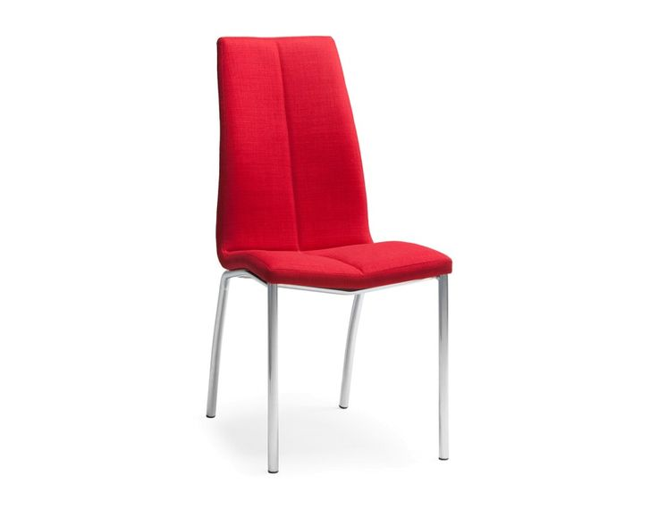 LEVI - Dining chair - Red