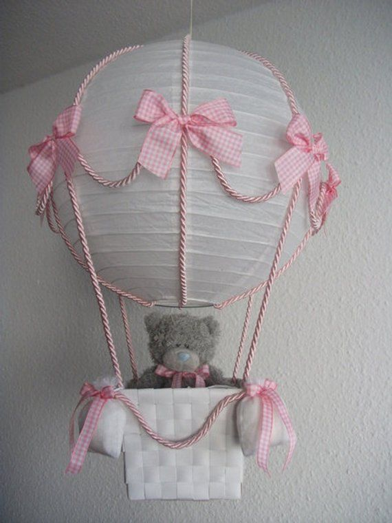 Hot air balloon Pink Total