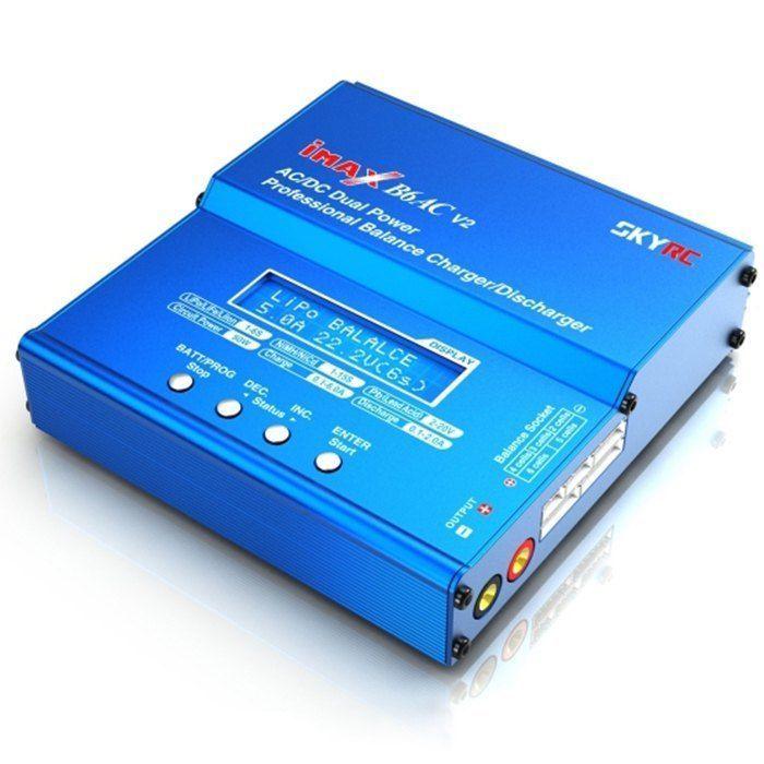 SKYRC iMAX B6AC V2 6A Balance Charger LCD Display