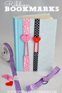 Best Sewing Projects to Make For Girls - Ribbon Bookmarks - Creative Sewing Tutorials for Baby Kids and Teens - Free Patterns and Step by Step Tutorials for Dresses, Blouses, Shirts, Pants, Hats and Bags - Easy DIY Projects and Quick Crafts Ideas http://diyjoy.com/cute-sewing-projects-for-girls