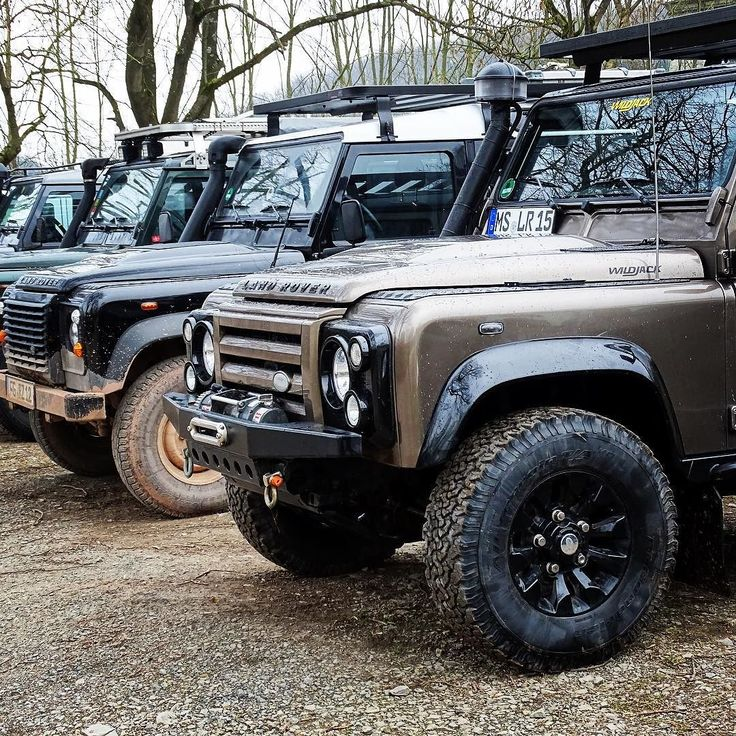 17 Best Ideas About New Land Rover Defender On Pinterest