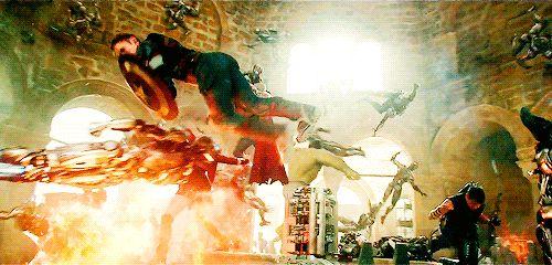 Avengers: Age of Ultron   This is how you superhero   gif: steebrogerz