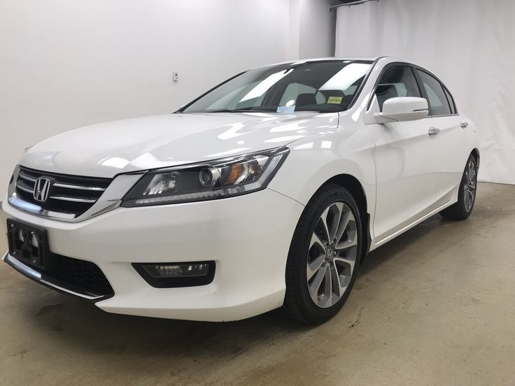 2015 Honda Accord Sport - $21,505 Lethbridge, AB · 47 km