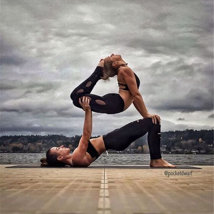 Amazing Partner Yoga Poses To Strength Trust And Intimacy