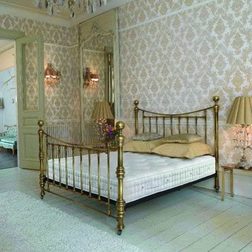 Bedstead Supreme Range - Designed for any type of bedstead comes with 1476 springs in the 150cm size, upholstered with long stranded white hair and the finest quality cotton rich mixture. Available in soft, medium and firm tensions and a choice of sizes.