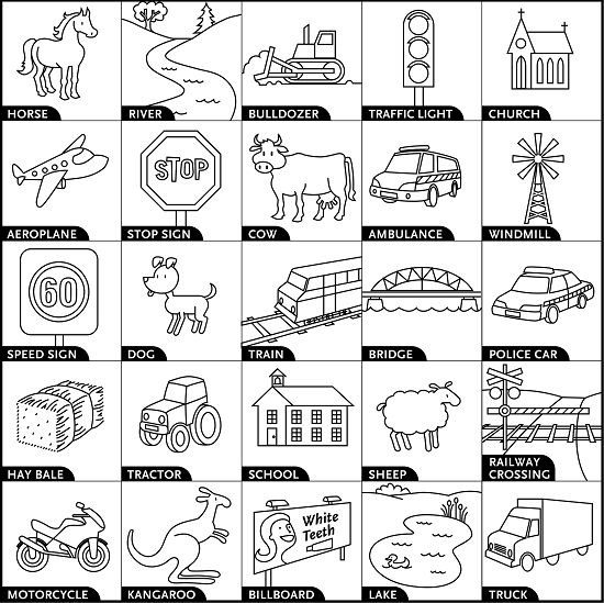 Best 25+ Car Bingo Ideas On Pinterest