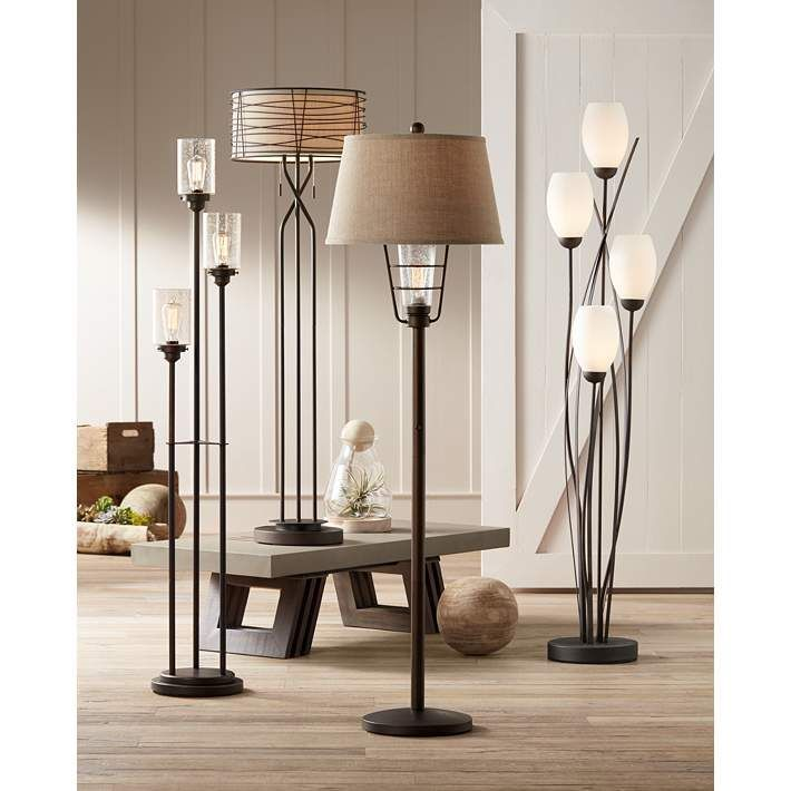 Hanging Lamps To Add Light To Any Room Floor Lamps Living Room