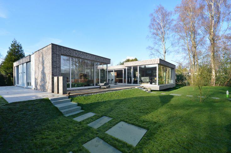 Einfamilienhäuser FormFest Haus Pinterest Einfamilienhaus - eklektischen stil einfamilienhaus renoviert
