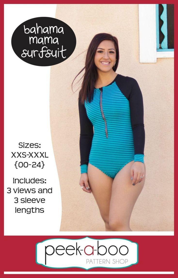 learn how to sew swimwear