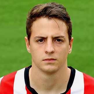 Santiago Arias is a Colombian footballer who plays as a right back for Dutch club PSV Eindhoven in the Eredivisie. In September 2013, Arias received his first call up for Colombia's senior team to dispute the 2014 World Cup qualifying matches against Chile and Paraguay, following first choice Camilo Zúñiga's injury. He made his debut against Paraguay and played the entire match in a 1-2 away victory. He has played more caps for the Colombian national team after that.