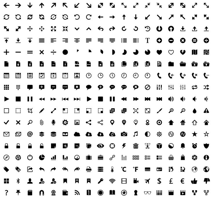 Subway Icon Set – 306 Pixel Perfect Crafted Icons