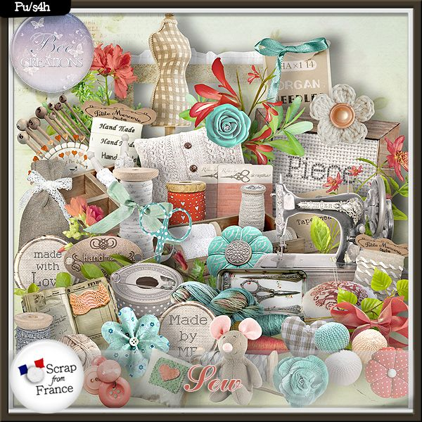 **NEW** Sew by Bee Creation  Available @ http://scrapfromfrance.fr/shop/index.php?main_page=index&manufacturers_id=102 http://digitalscrapdesigns.com/digitalscrapstore/index.php?main_page=index&manufacturers_id=125 https://www.e-scapeandscrap.net/boutique/index.php?main_page=index&cPath=113_219&zenid=fbc2d845b59e97bbe070191c1e1cbfea
