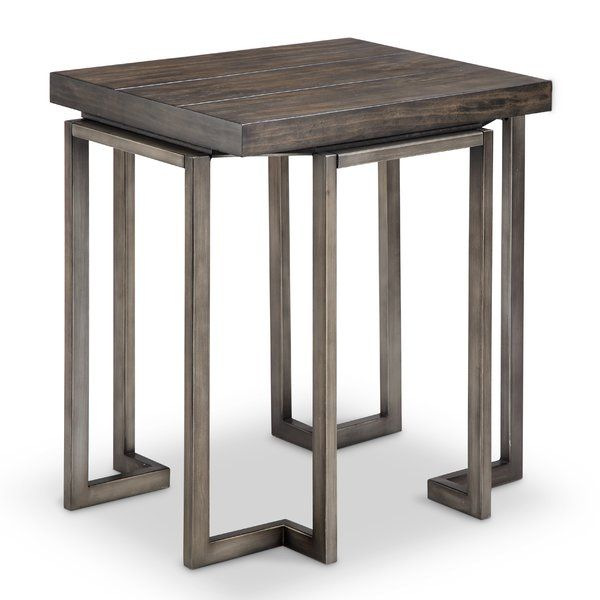 You Ll Love The Anvi Modern End Table At Wayfair Great Deals On