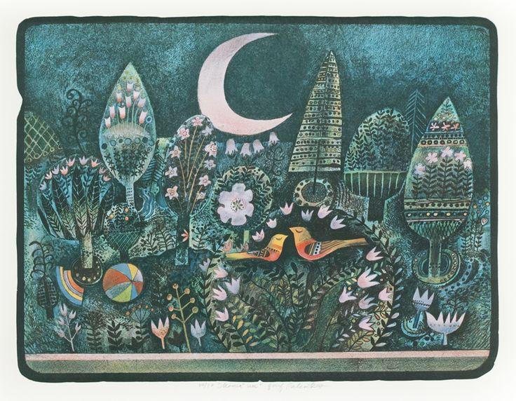 barauxfolies:  Josef Palecek (b. 1932) Margaret Island, summer '11?….