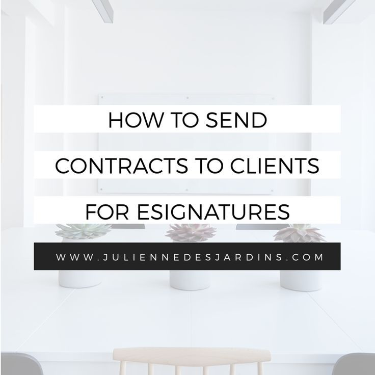 """You just finished your intro call with a new client. They want you to send over an invoice and a contract for a quick esignature. You agree, and once you hang up, the panic sets in. """"How do I do that??"""" A few years ago, as a new freelancer, I had this exact experience. When I firs"""