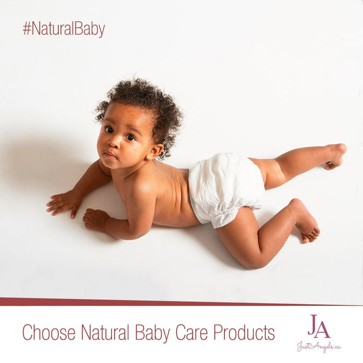 Shop for natural baby care products in Canada @JustAngels.ca #NaturalBaby #Canada