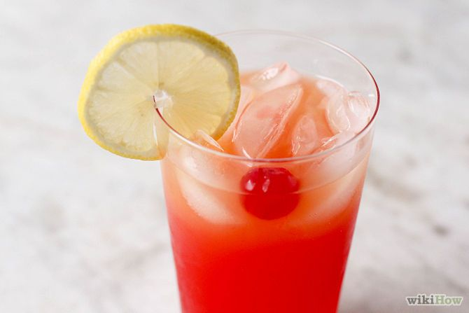 How to Make a Shirley Temple Cocktail: 5 Steps (with Pictures)