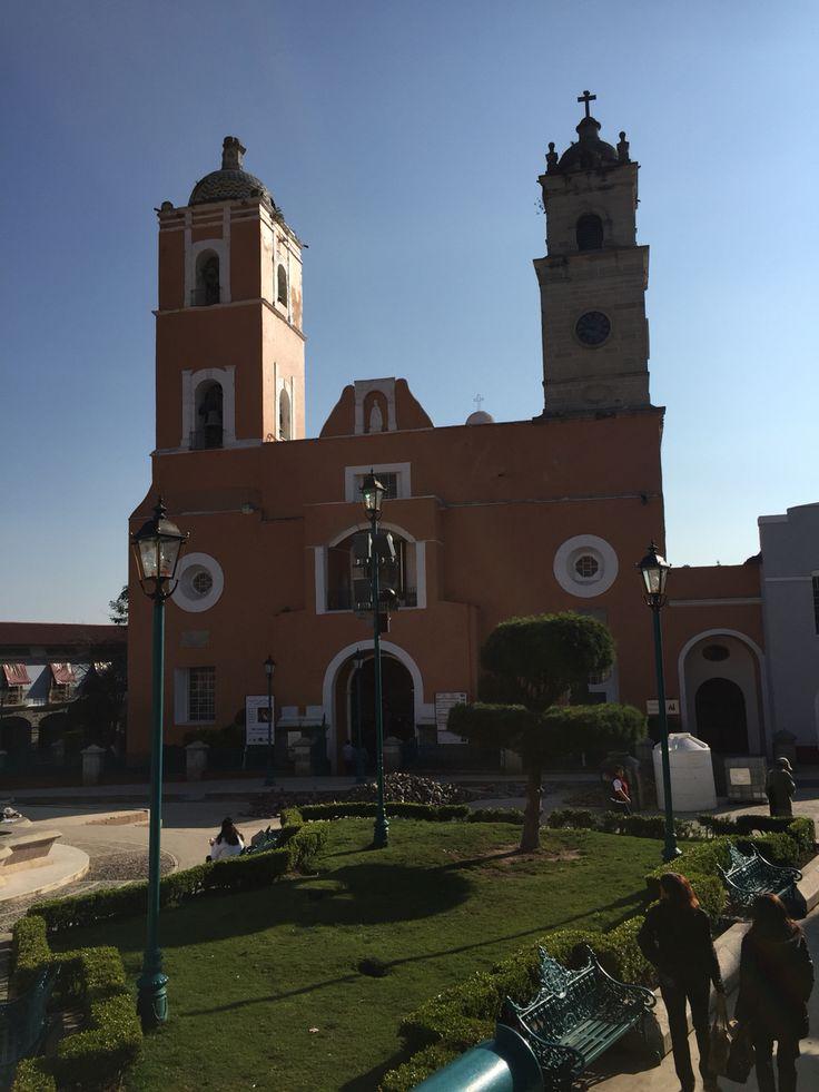 Iglesia del Rosario, Real del Monte, Hidalgo.