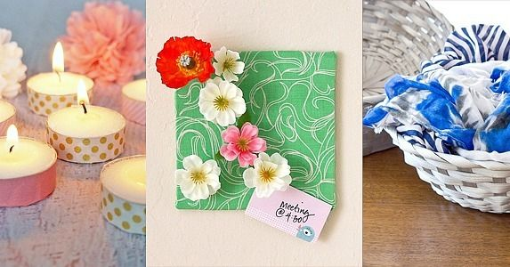 36 cool DIY projects created with dollar-store items!