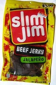 beef jerky - kaikki käy