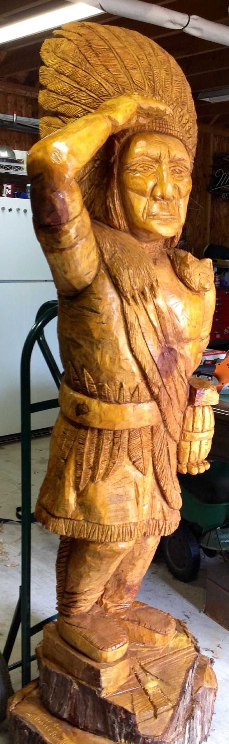 Best images about carving ideas on pinterest chainsaw