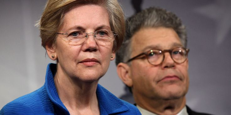 Sens. Elizabeth Warren (D-Mass.) and Al Franken (D-Minn.) announced Monday that they will not attend Israeli Prime Minister Benjamin Netanyahu's Tuesday address to a joint session of Congress. One day after President Barack Obama said he would v...