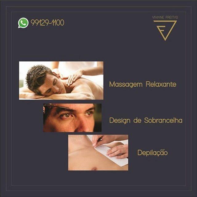 """""""♚♚♚♚♚♚♚♚♚♚♚♚♚ . . Entre em contato pelo WhatsApp (37)9.9129 1100 e reserve seu horário. . ✔ Massagem Relaxante Masculina ✔ Design de Sobrancelha ✔ Depilação Masculina . #ParaDeMinas #Homens #HomemVaidoso #HigieneMasculina #Atletas #Tatoo #Crossfit #NovaSerrana #Itauna #Divinopolis #Pitangui #Visagismo #Depilacao #DesignSobrancelha #Masculino #VivianeFreitas #DicaDaFreitas #CoisasDeHomem #SaudeMasculina #HomensQueSeCuidam #HomensPerfeitos #MinasGerais #Brazil #Depilacao #MarketingDigital…"""