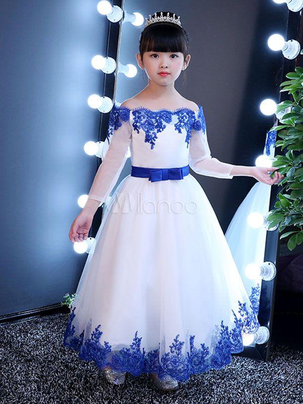 royal blue girl dress shoes