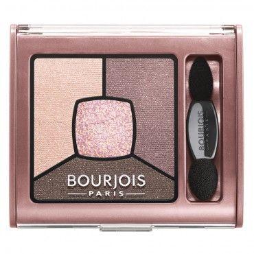 Bourjois Smoky Stories Quad Eyeshadow 3.2 g 02 OVER ROSE