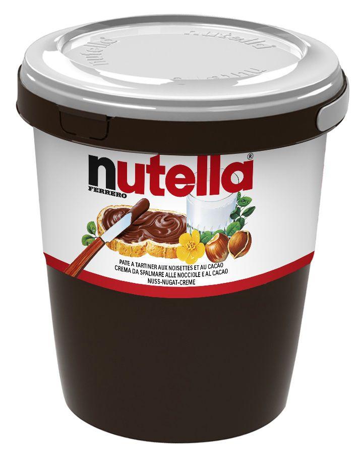 Ferrero nutella im XXL Eimer 3KG, Angebot Nougatcreme Nougat Brotaufstrich in Feinschmecker, Honig/Konfitüre/Brotaufstriche   eBay