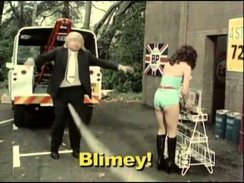 The Handyman.. Benny Hill.. Duped By Many! - YouTube