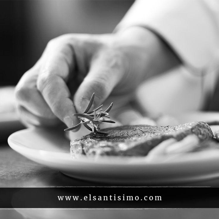 La mejor impresión siempre será la primera. #RestauranteElSantísimo #Cartagena  #Sabor