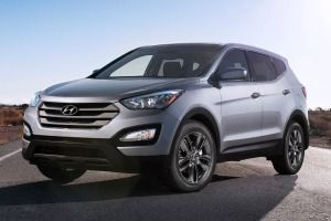 Read our review of the Hyundai Santa Fe at Edmunds.com for pricing, specs, photos, safety ratings, incentives and local inventory of the Santa Fe.