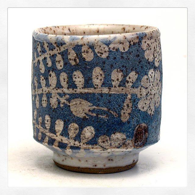 pottery mug ∞