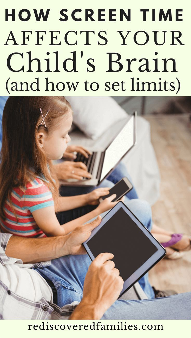 """Screens have become a huge part of our lives. Have you ever stopped to ask, """"Have you ever wondered how screen time affects your child? I went looking for answers and discovered what recent studies and brain scans have to tell us about the impact of scree"""