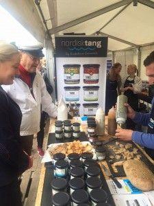 Mit populære Tangbrød fra Foodfestival - lavet på Tangmel fra Nordisk Tang