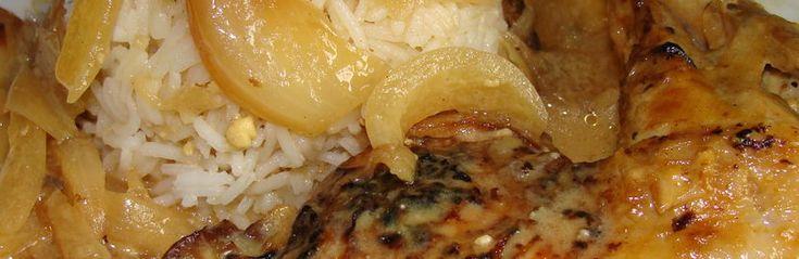 Recette du Poulet Yassa, cuisine sénégalaise